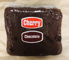 Chocolate Cheese with Cherries 8 oz.