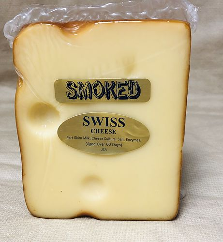 Smoked Swiss 1 lb