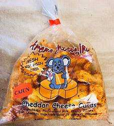 Cajun Flavor Wisconsin Cheese Curds 12 oz.
