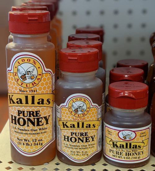 Kallas Honey