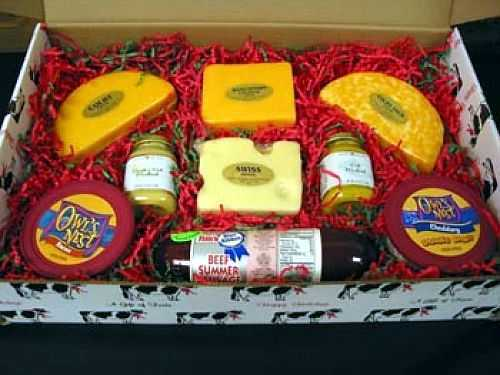 wisconsin cheese gift baskets artisan cheese gift box gourmet