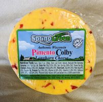 Pimento Colby 1 lb.