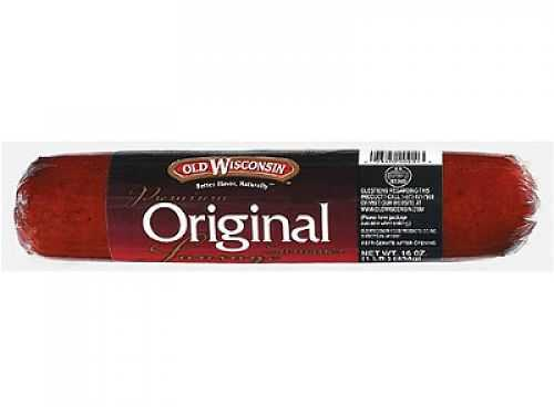 Old Wisconsin Sausage 8 oz.